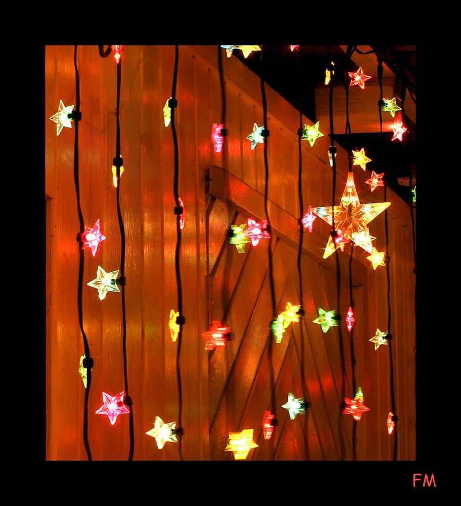 ein Stern kommt selten allein...