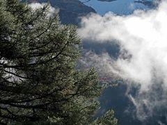 Ein Stimmungsbild aus Kandersteg... - Une prise de vue de Kandersteg...