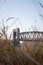 Ein Stück Geschichte - Stillgelegte Hubbrücke Magdeburgs
