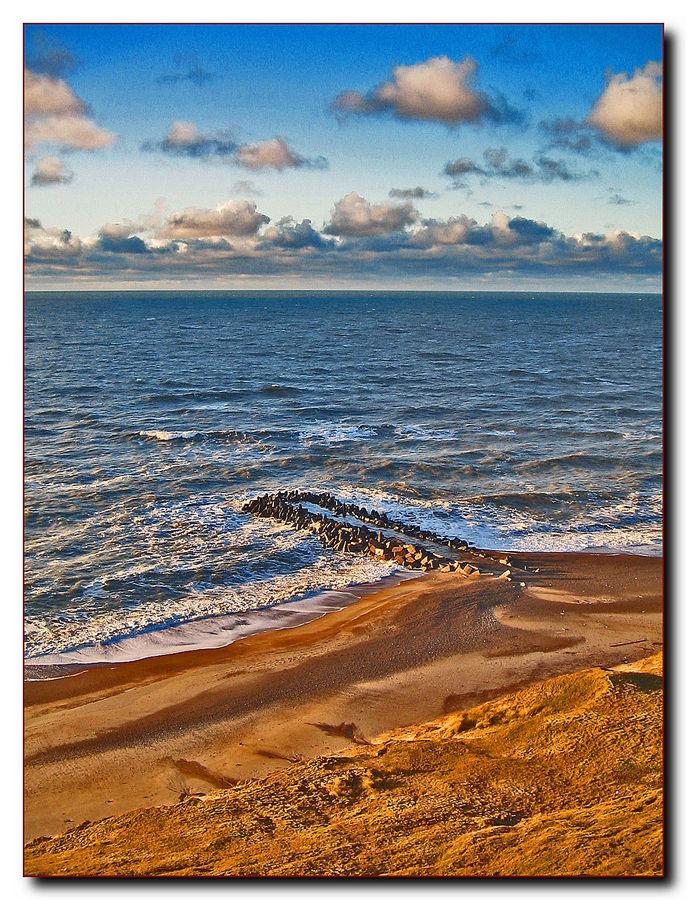 Ein Stück Küste