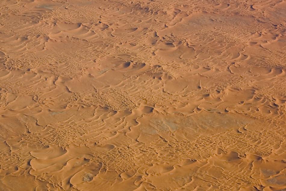 Ein Stück Sahara am 24.12.2005