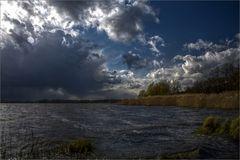 ein stürmischer Tag