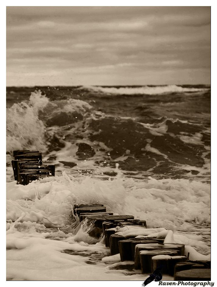 Ein Sturm zieht auf ...
