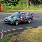 Ein Subaru im Fokus
