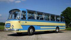 Ein super restaurierter Setra Bus