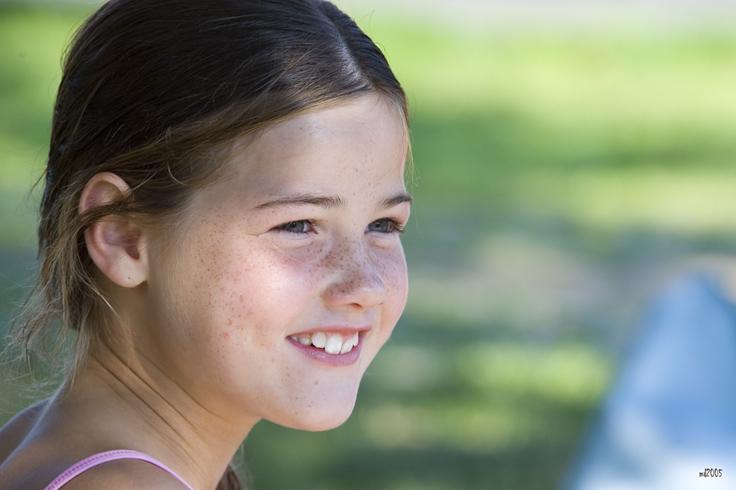 ein sympathisches Mädchen Foto & Bild | kinder, portraits