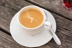 Ein Tässchen Kaffe aus 'Tausend und eine Nacht'
