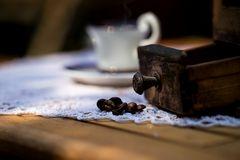 ein Tässchen Kaffee für ...