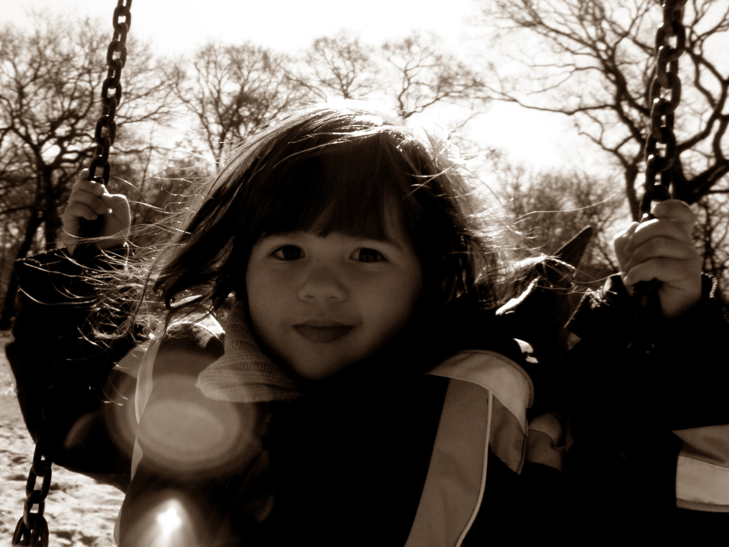 Ein Tag im Park
