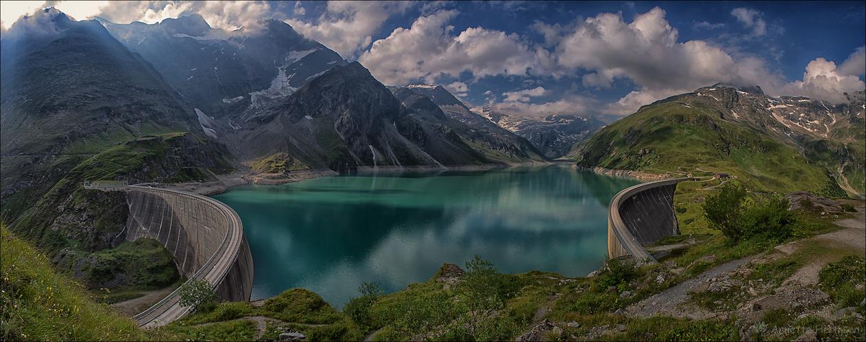 Ein Tag in den Bergen [1] - Der See in den Bergen