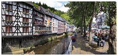 Ein Tag in Monschau