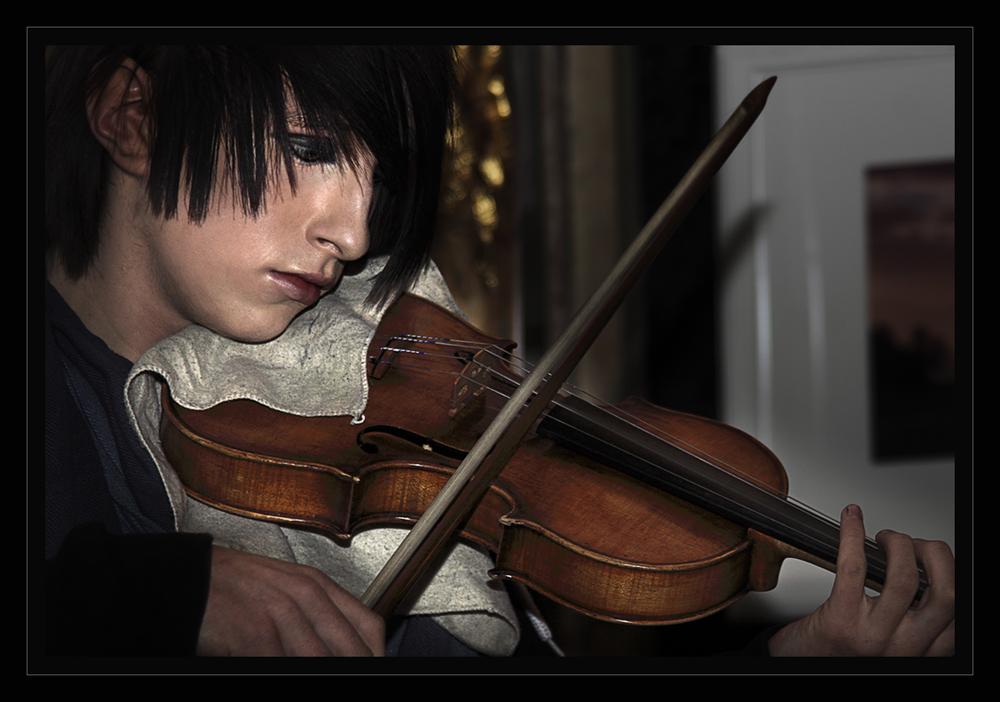 Ein talentierter Musiker