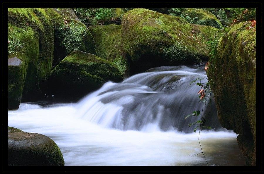 Ein Teil der Irreler Wasserfälle