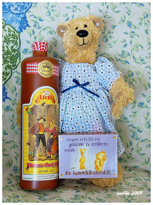 ein teil für den seebären und das andere für julius solln sie sich streiten :-)