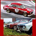 ein Tourenwagen Klassiker - der Alfa Romeo Giulia GTA / GTAj (junior)