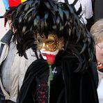Ein Traum diese Maske vom Karneval in Venedig 2007