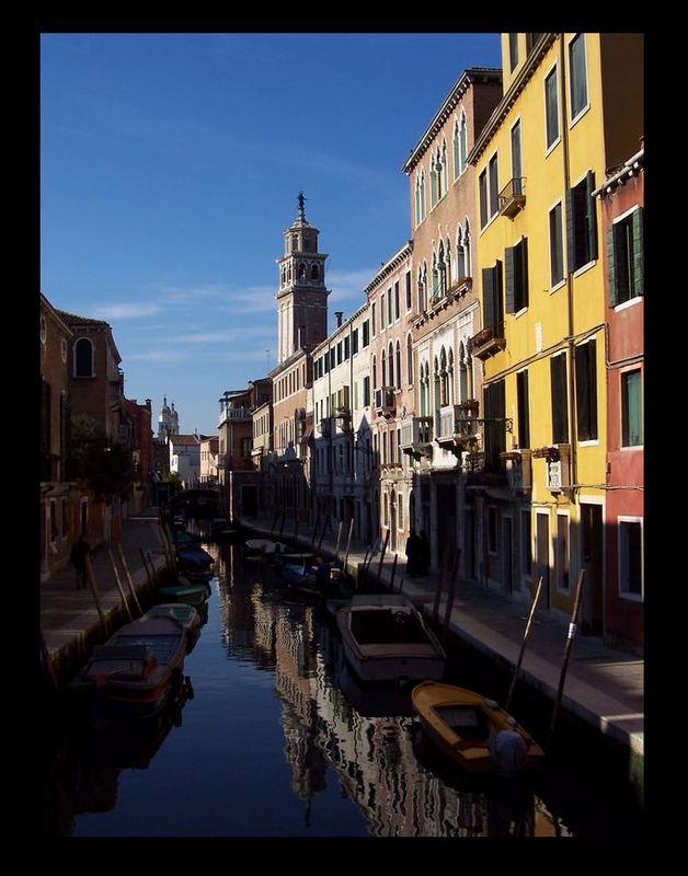 Ein Traum in Venedig