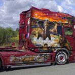 Ein Traum von einem LKW