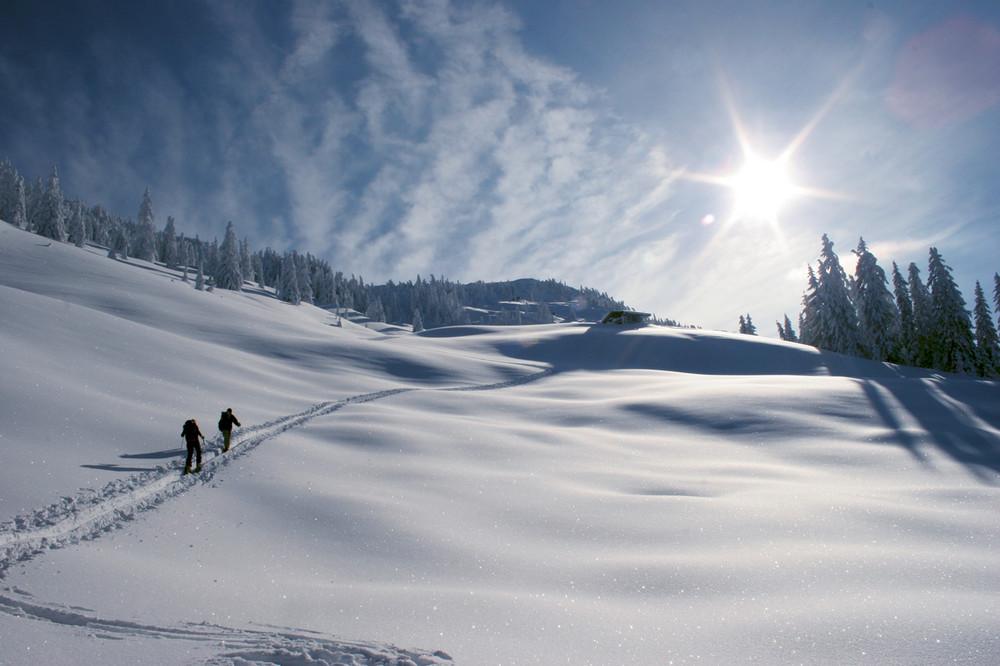 Ein Traum von einer Skitour