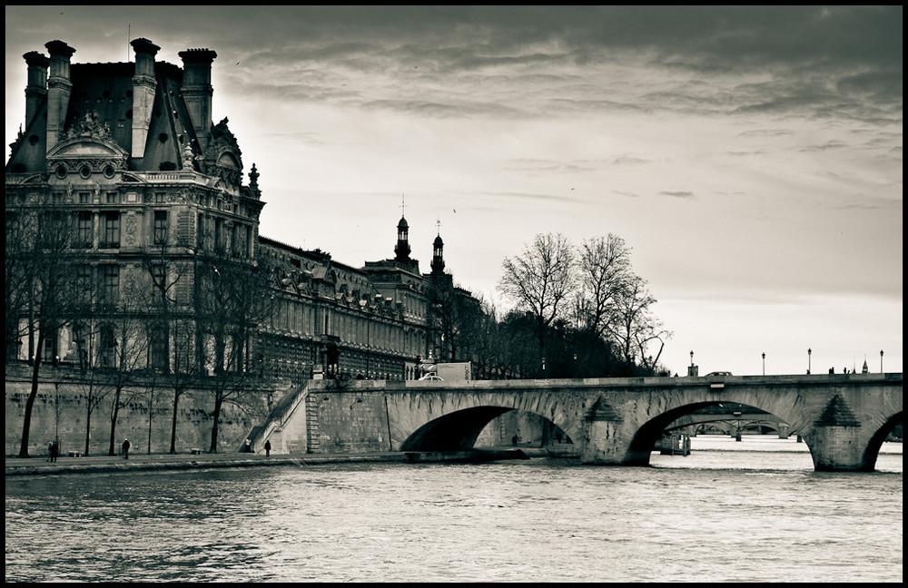 Ein trister Wintertag in Paris [5]