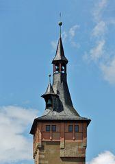 ... ein Türmchen in Würzburg -