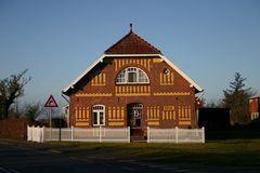 Ein typisch dänisches Haus