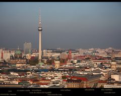 Ein Überblick - für alle, die lange nicht in Berlin waren