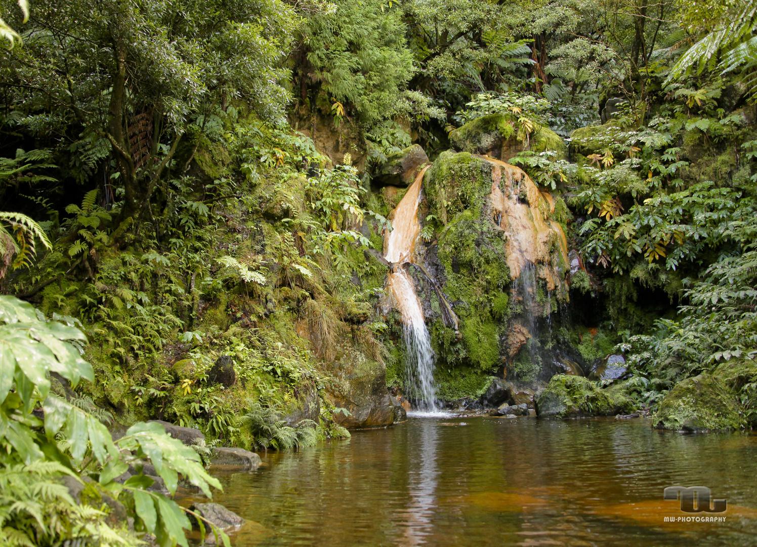 Ein verzauberter See mitten im Dschungel