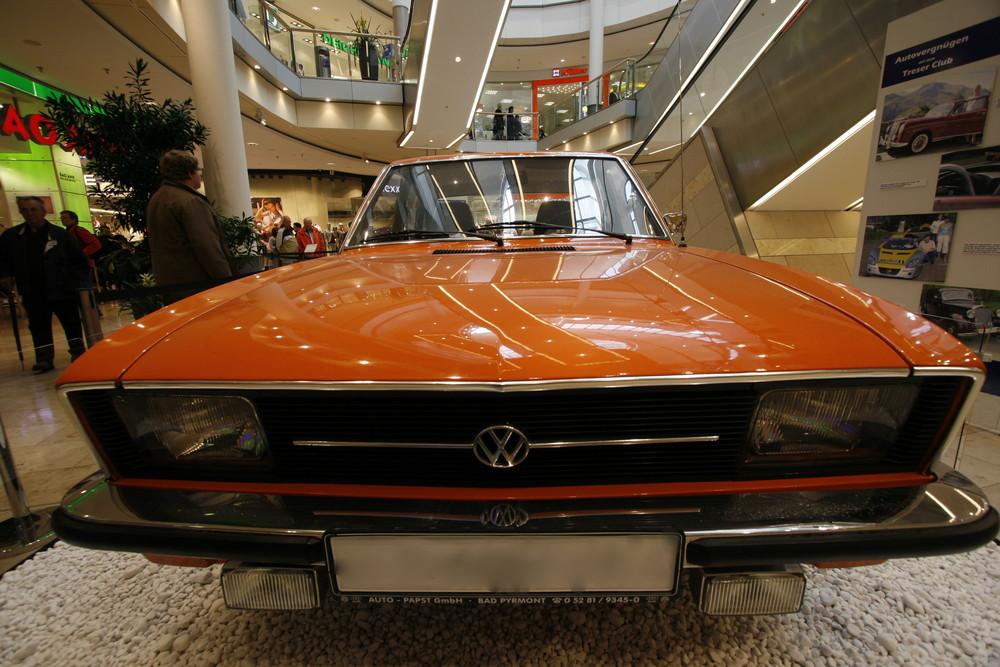 Ein VW von 1974.....