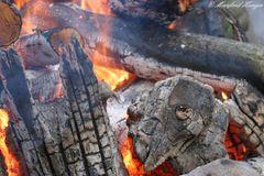 Ein wärmendes Lagerfeuer