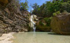 Ein Wasserfall am Ende der Welt