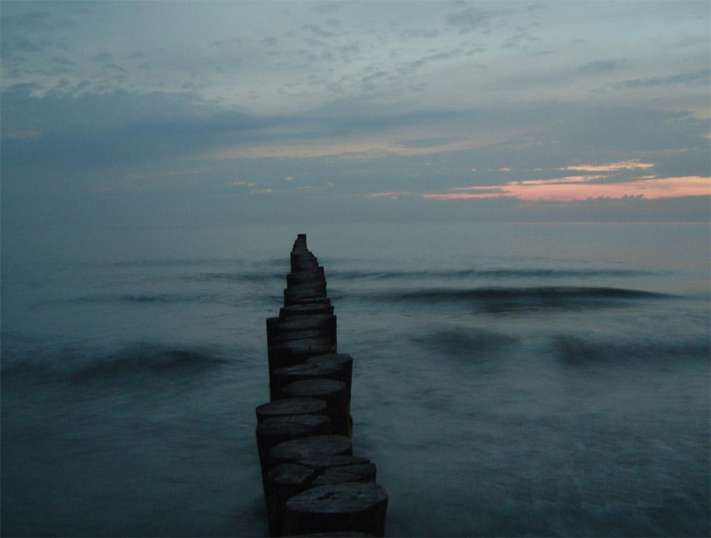Ein Weg ins Meer...