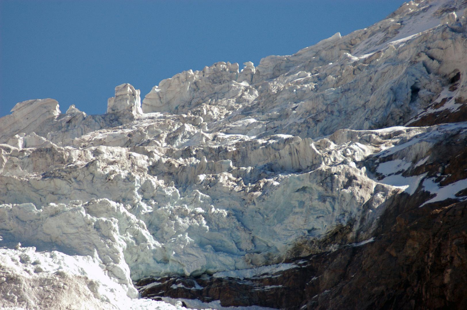 Ein weitere gletscher in grindelwald