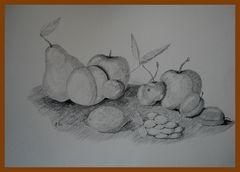 Ein wenig Obst....