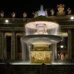 Ein Werk von Carlo Maderno (1613) - Petersplatz Rom -