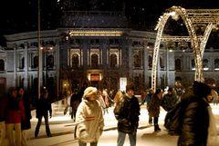 ...ein Winterabend in Wien