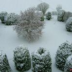 """Ein Wintergruß, vom Sturmtief: """"Eberhard""""......."""