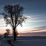 EIn Wintermorgen ...