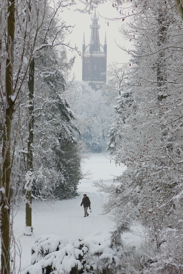 Ein Winterspaziergang ...
