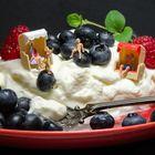 Ein Wochenende im Dessert