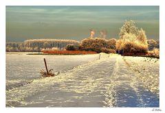 """"""" Ein wunderschöne Wintertag """""""