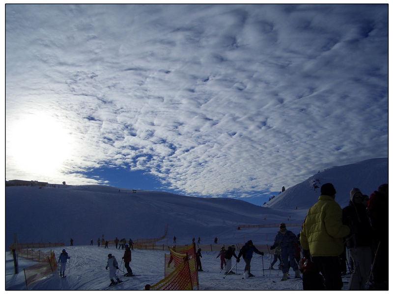 :: Ein wunderschöner Skitag ::