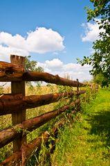 ein Zaun
