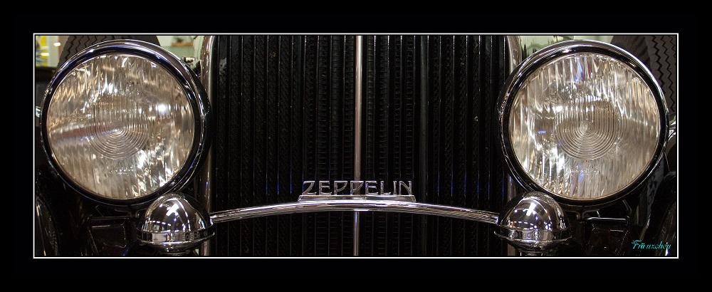 Ein Zeppelin welches nicht fliegt!