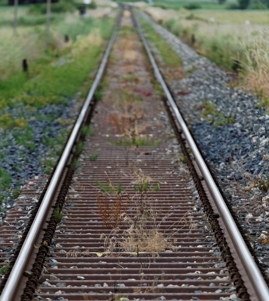 Ein Zug nach nirgendwo