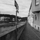 ..Einbahnstraße ...