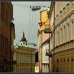 Einbahnstrasse Vilnius