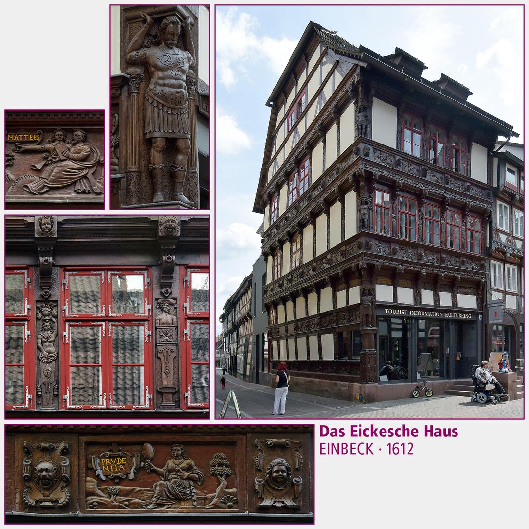 Einbeck · Das Eickesche Haus