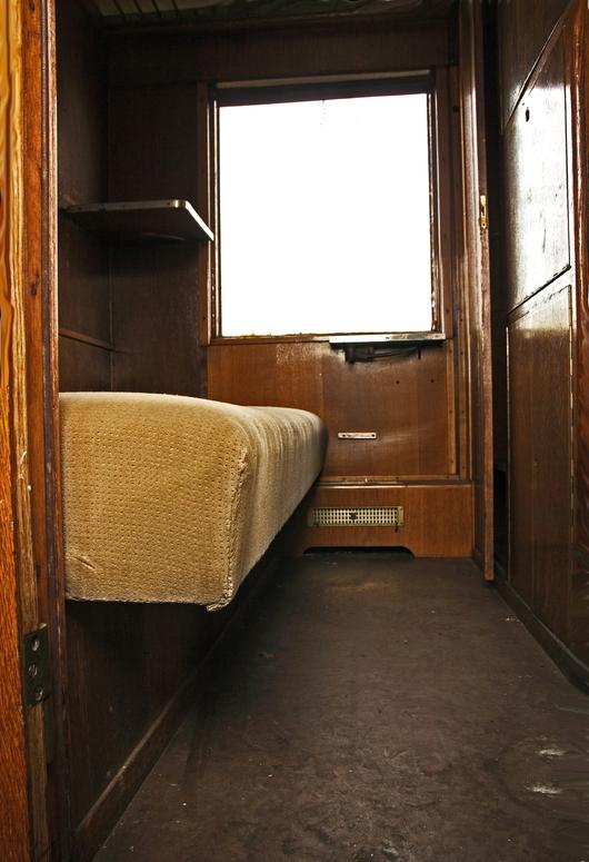 Einbettschlafwagen Foto Bild Historische Eisenbahnen Dr Ddr