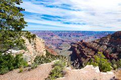 Einblick in den Grand Canyon
